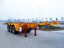 Huajun ZCZ9400TJZHJD container transport trailer
