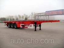 Huajun ZCZ9400TJZHJE container transport trailer