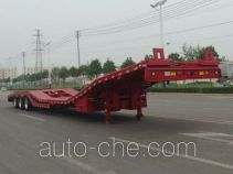 Huajun ZCZ9400TSCLHJE commercial vehicle transport trailer