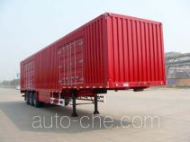 Huajun ZCZ9400XXYHJD box body van trailer