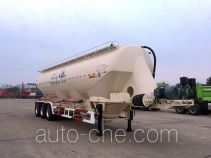 Huajun low-density bulk powder transport trailer