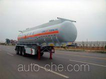 Huajun ZCZ9401GRYHJC flammable liquid tank trailer
