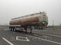 华骏牌ZCZ9401GYYHJG型铝合金运油半挂车