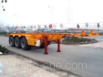 Huajun ZCZ9401TJZHJB container transport trailer
