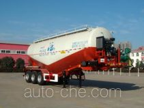 Huajun ZCZ9402GFLHJE medium density bulk powder transport trailer
