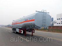 华骏牌ZCZ9402GRYHJC型易燃液体罐式运输半挂车