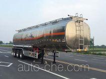Huajun ZCZ9402GYYHJG полуприцеп цистерна алюминиевая для нефтепродуктов