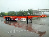 Huajun ZCZ9402TJZHJB container transport trailer