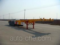 Huajun ZCZ9402TJZHJC container transport trailer