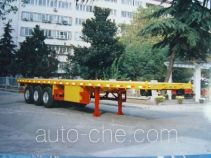 Huajun ZCZ9402TJZP container carrier vehicle