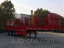 Huajun ZCZ9403CCYHJG stake trailer
