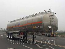 Huajun ZCZ9403GYYHJG полуприцеп цистерна алюминиевая для нефтепродуктов