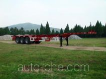 Huajun ZCZ9403TJZHJB container transport trailer