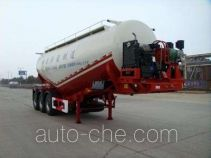 Huajun ZCZ9404GFLHJB medium density bulk powder transport trailer