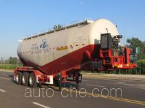 Huajun ZCZ9404GFLHJF low-density bulk powder transport trailer