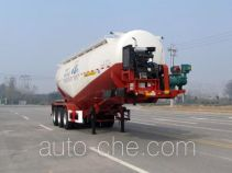 Huajun ZCZ9403GFLHJF medium density bulk powder transport trailer