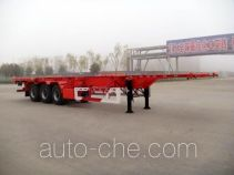 Huajun ZCZ9404TJZHJB container transport trailer
