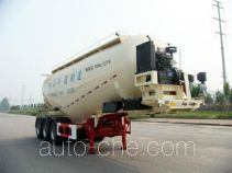 Huajun ZCZ9405GFLHJB medium density bulk powder transport trailer