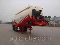Huajun ZCZ9407GFLHJB medium density bulk powder transport trailer