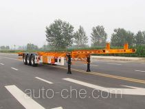 Huajun ZCZ9408TJZHJF container transport trailer