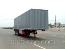 Huajun ZCZ9408XXYA box body van trailer
