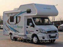 戴德牌ZDD5045XLJ型旅居车