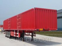 Ruyuan ZDY9401XXY box body van trailer