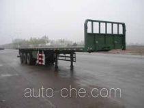 Fuqing Tianwang ZFQ9400DP flatbed trailer