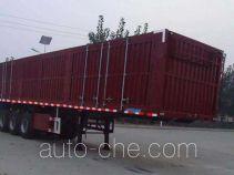 Fuqing Tianwang ZFQ9406XXY box body van trailer