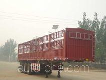 Fuqing Tianwang ZFQ9407CCY stake trailer