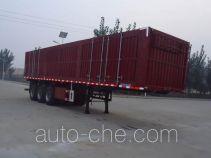Fuqing Tianwang ZFQ9407XXY box body van trailer