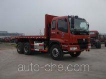 Kaisate ZGH3258BJ36 flatbed dump truck