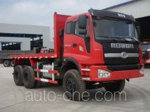 Kaisate ZGH3258BJ37 flatbed dump truck