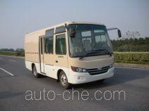 Youyi ZGT5040XXYDS1 box van truck