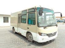 Youyi ZGT5060XXYDS box van truck