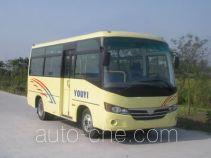 友谊牌ZGT6608DG5型客车