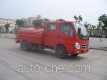 Luzhiyou ZHF5040GSS sprinkler machine (water tank truck)