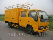 Luzhiyou ZHF5040XJX van overhaul vehicle