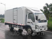 Luzhiyou ZHF5040XXY box van truck