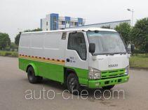 Luzhiyou ZHF5040XXY-WL box van truck