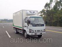 Luzhiyou ZHF5042XLC refrigerated truck