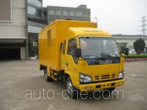 Luzhiyou ZHF5070XDY power supply truck