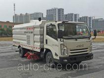 Luzhiyou ZHF5081TSL street sweeper truck