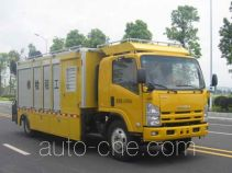 路之友牌ZHF5100XJXQL-GY型检修车