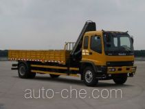 Luzhiyou ZHF5160JSQQL-GY truck mounted loader crane