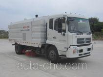 Luzhiyou ZHF5161TSL street sweeper truck