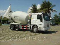 Luzhiyou ZHF5252GJBHW concrete mixer truck