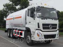 Hanzhong Cryogenic ZHJ5252GDY cryogenic liquid tank truck