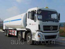 Hanzhong Cryogenic ZHJ5316GDY cryogenic liquid tank truck