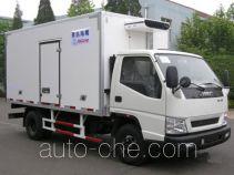 Hailong Jite ZHL5040XLC refrigerated truck